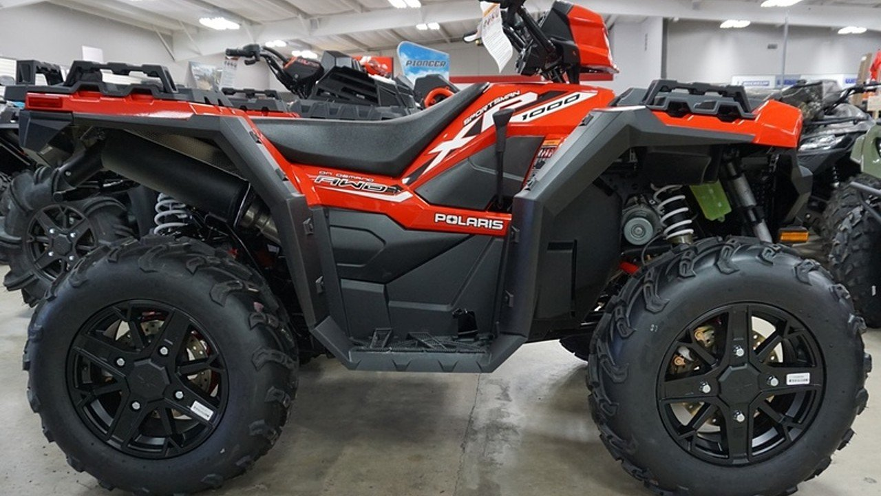2018 Polaris Sportsman XP 1000 for sale 200570350